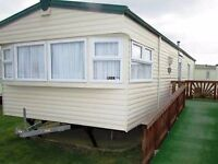 CHRISTMAS HOLIDAYS AND NEW YEAR DEALS on Luxury Caravan Holiday 6 birth - Selsey Bunn Leisure