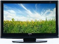 SANYO 32 INCH LCD HD TV WITH BUILT IN FREEVIEW**CAN BE DELIVERED**