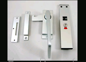 UNION J37651 -AS - Facility furniture set. Disabled door handle