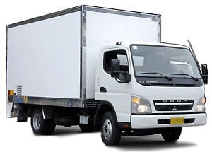 22Ft 2010 Mitsubishi Fuso Lease takeover
