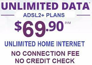 UNLIMITED ADSL2+ HOME PLANS Munruben Logan Area Preview
