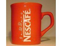 Nescafé Mugs---New