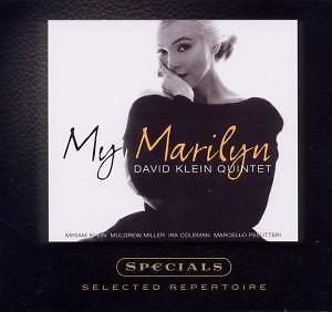 Klein,David - My Marilyn (Sp) (OVP)