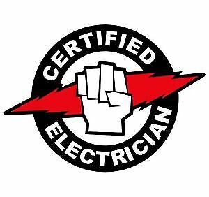 Certified License Electrician with Affordable prices