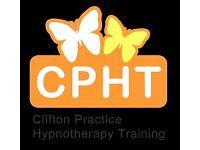 CPHT - Hypnotherapy Training Course - Edinburgh
