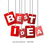 My Best Idea