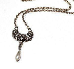 hair to locket preadored necklace victorian antique products