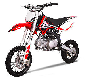 LE MOTOCROSS FRANCAIS APOLLO RFZ 125cc ET 140cc