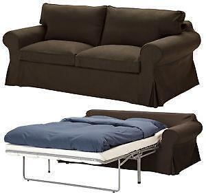 IKEA Ektorp Slipcover Sofabed