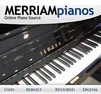 Used Yamaha U1 Upright Piano, in Markham $3950 - MERRIAMpianos