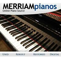 USED KAWAI GRAND PIANO, GM10K MADE IN 2010! - MERRIAMpianos