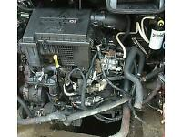 Ford transit 2.2 fwd complete engine