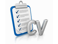 Professional CV Service - CV Writing & Editing; Fantastic Reviews - All Types of Work - Help
