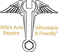 VERY AFFORDABLE & FRIENDLY MECHANIC - LOWEST QUOTES