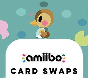 SWAP/TRADE -- Animal Crossing amiibo cards Melbourne CBD Melbourne City Preview
