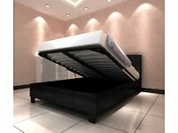 High-quality beds and mattresses for your need-Italian leather ottoman bed