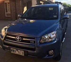 2008 Toyota RAV4 Wagon Mooroolbark Yarra Ranges Preview