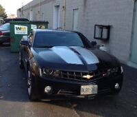 2011 Chevrolet Camaro Leather interior Coupe (2 door)