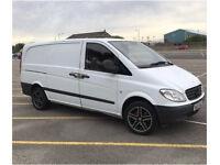 Mercedes Vito 07 LWB 10 months MOT 120000miles