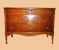 Buffet antique mahogany