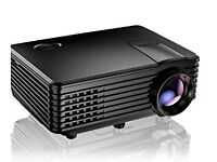 Mini Projector - Portable Home Cinema - brand new