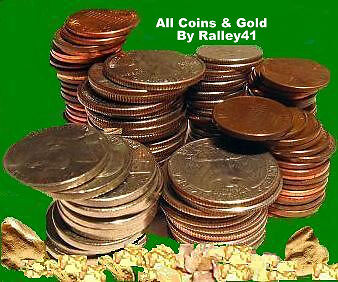 All Coins and Gold by Ralley41