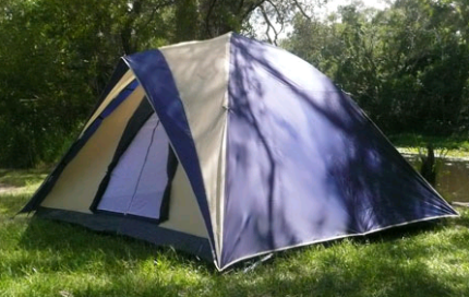 CAMPING TENT 4 PERSON BRAND NEW & 4 Person Beach Tent | Camping u0026 Hiking | Gumtree Australia Inner ...