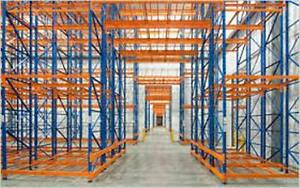 Warehouse Storage Solutions- New/Used Pallet Racking/Shelving