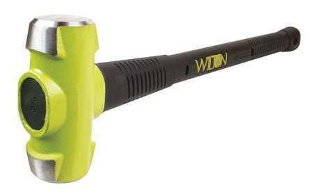 Wilton 21036 Sledge Hammer,10 Lb.,38 In,rubber/steel