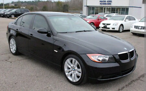 2007 BMW 323i VERY CLEAN Saftied