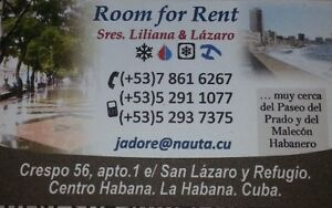 Sres. Liliana & Lazaro Rental House