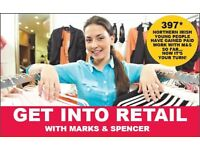 The Prince's Trust - Get Into Retail with Marks and Spencer - Ballymena