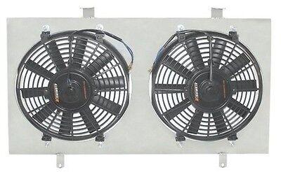 (Mishimoto Performance Aluminum Fan Shroud Kit for Nissan 240SX, 89-94 KA Engine)