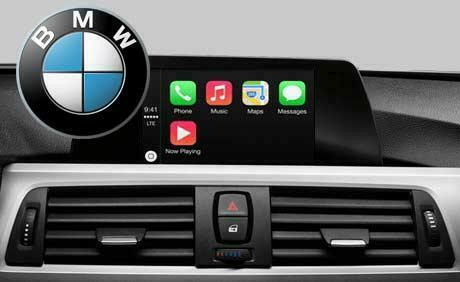 Apple Carplay BMW upgrade