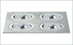 NEW 20 x 4 LED Lights In One Set  aluminum frame  RRP $59 Chatswood Willoughby Area Preview