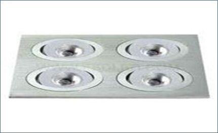 NEW 20 x 4 LED Lights In One Set  aluminum frame  RRP $59