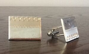 Vintage cuff links several
