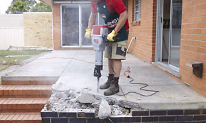 Concrete Removal Mississauga
