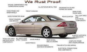 RUSTPROOFING DRIPLESS OIL SPRAY STARTING @ $60.00 Windsor Region Ontario image 2