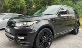 image for 2016 Land Rover Range Rover Sport 3.0SD V6 Autobiography Dynamic, High Spec Jeep