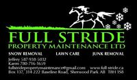 Lawn Care /Yard Clean Ups/Weed Notices/spring clean ups