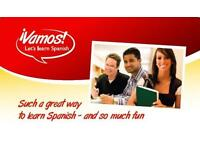 Spanish teacher jobs at Vamos (evenings only Monday to Thursday)