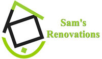 Sam's Renovations – Commercial / Residential; Interior/Exterior