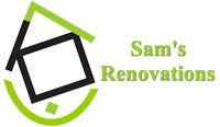 Sam's Renovations – Flooring