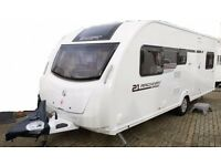 Swift Archway Sport 21/2 2 berth touring caravan
