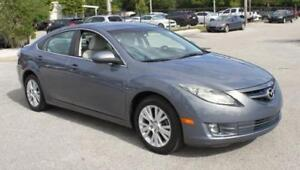 2010 Mazda 6 GS 65,000 km, in excellent condition, no leaks/rust