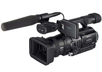 Sony Handycam HDR-FX1 Camcorder - Black