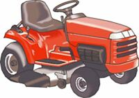 Lawn tractor that can be delivered!