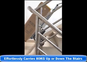 Stair Climbing Trolley - Electric | Stair Trolley | Stair Climber Bundall Gold Coast City Preview