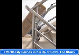 Stair Climbing Trolley - Electric | Stair Trolley | Stair Climber